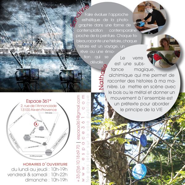 Flyer expo SBerthon & NVuillemin2