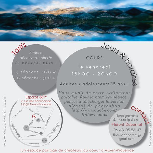 Flyer At création arts numériques2