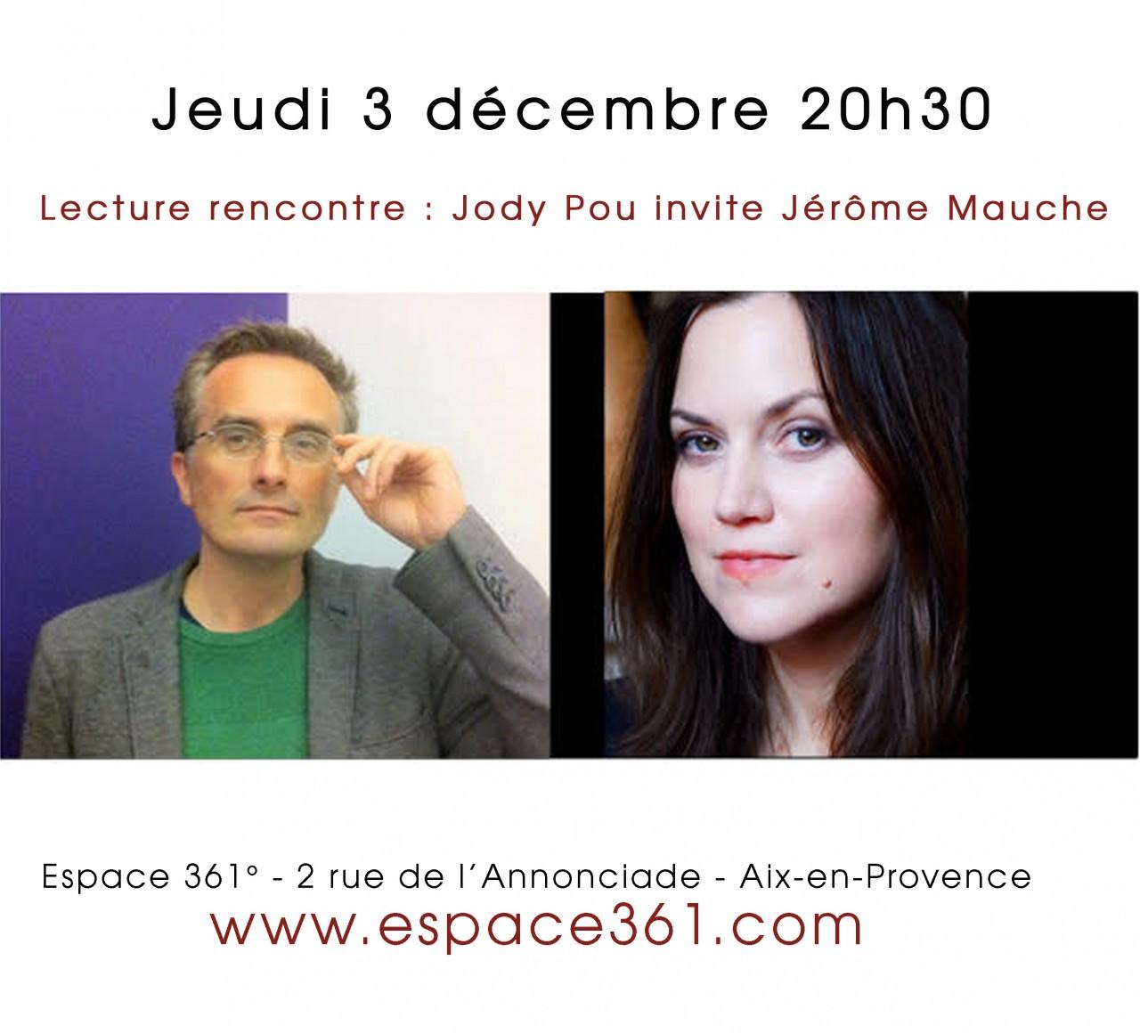 Affiche Lecture 3 décembre