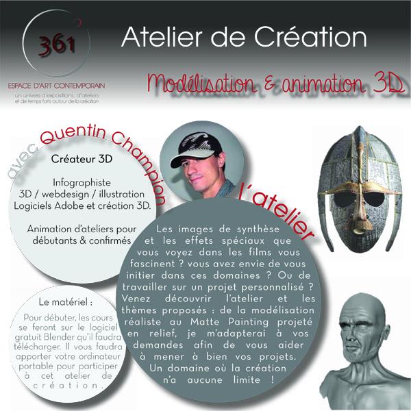 Flyer Atelier création QChampion1 copier