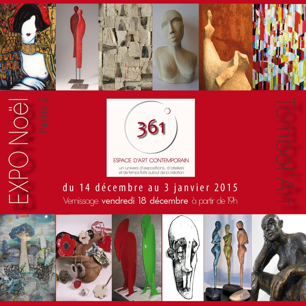 Flyer expo Noel partie 2