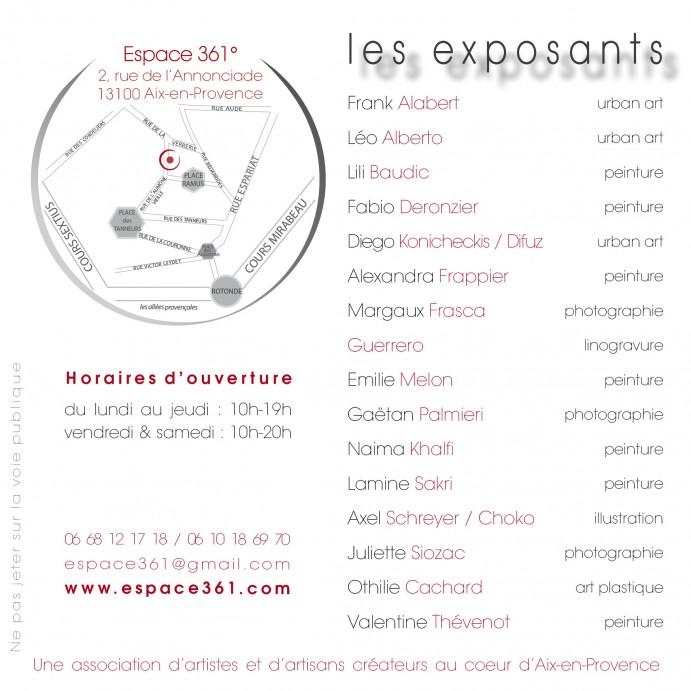 Flyer expo Jeunes Talents partie 22