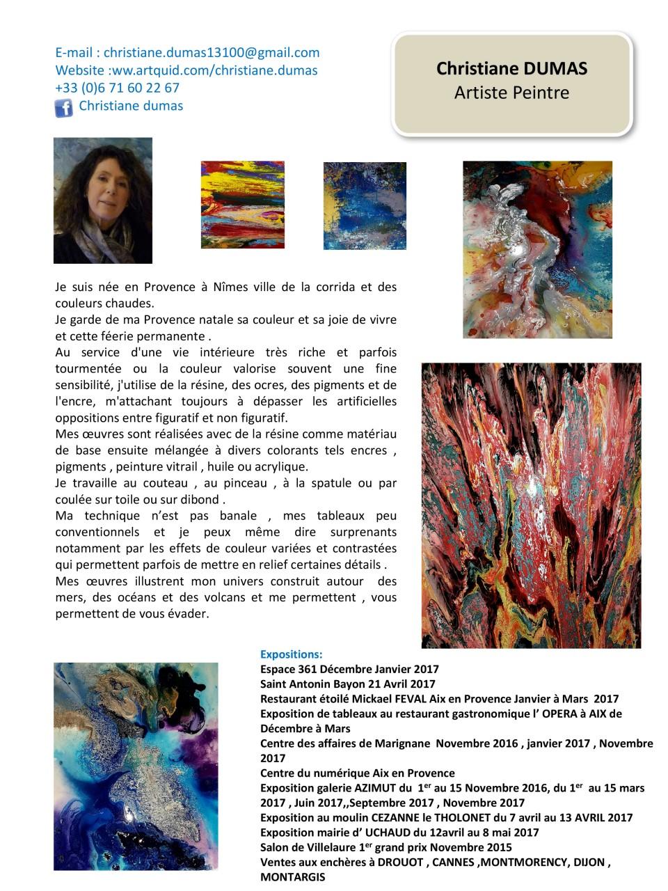 Book Christiane Dumas