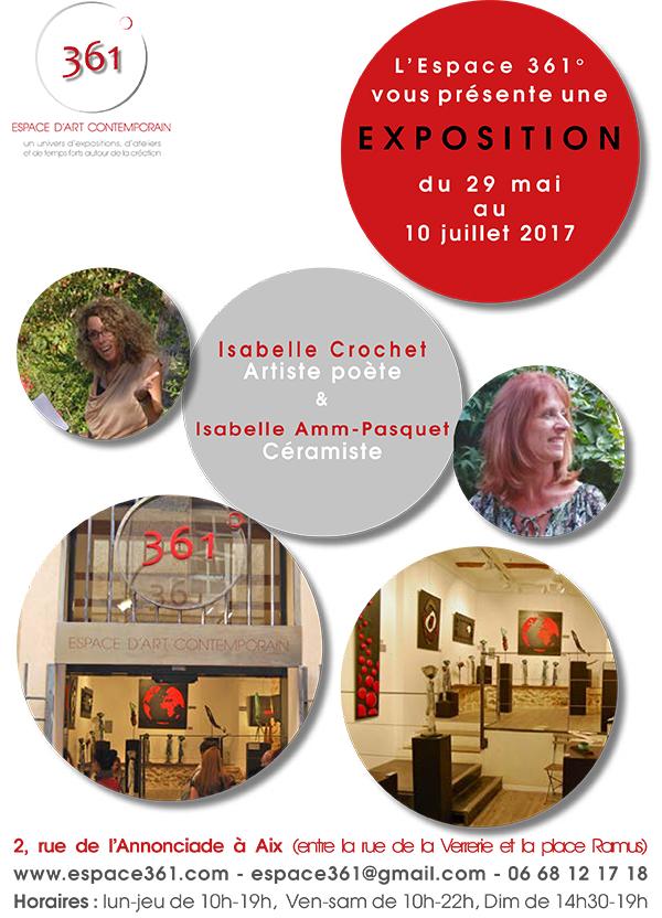 Affiche Mickael Feval Isabelle
