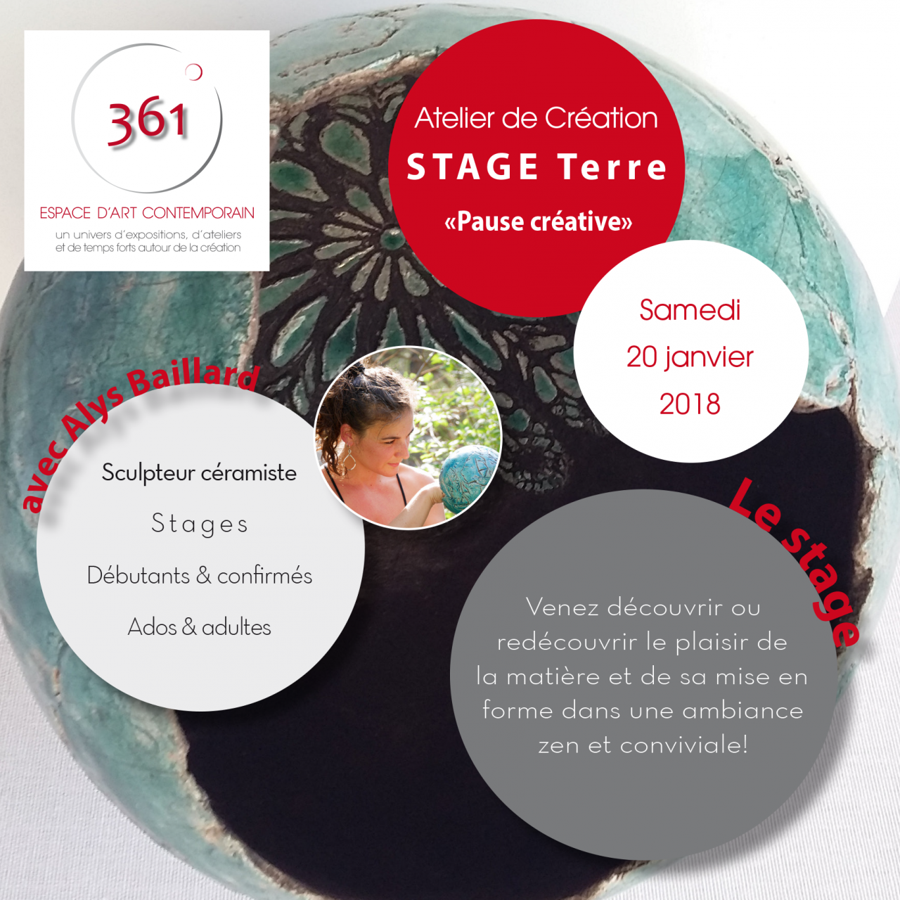 Flyer Stage At créa AlysB-1