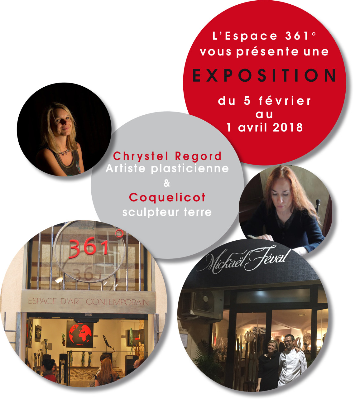 Visuel Web MF expo Coquelicot&ChrystelR