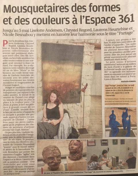 Article Provence avril18