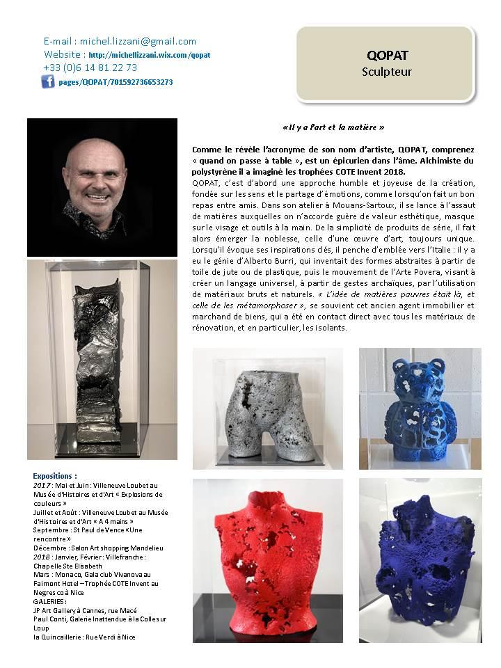 QOPAT book artistes Espace 361