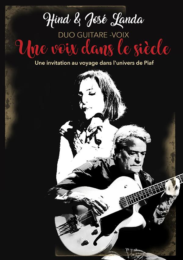 Affiche concert Hind