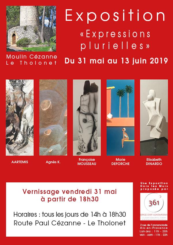 Affiche Moulin Cézanne 2019 600px