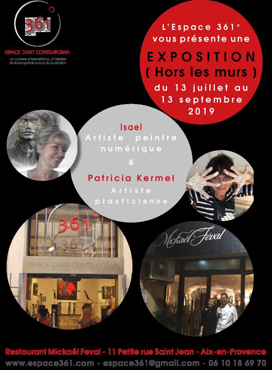 Affiche MFeval Isael & PKermel