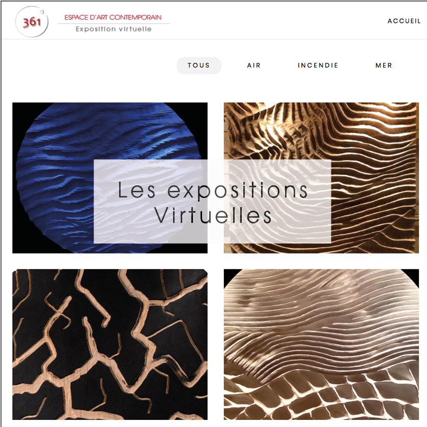 Expos virtuelles